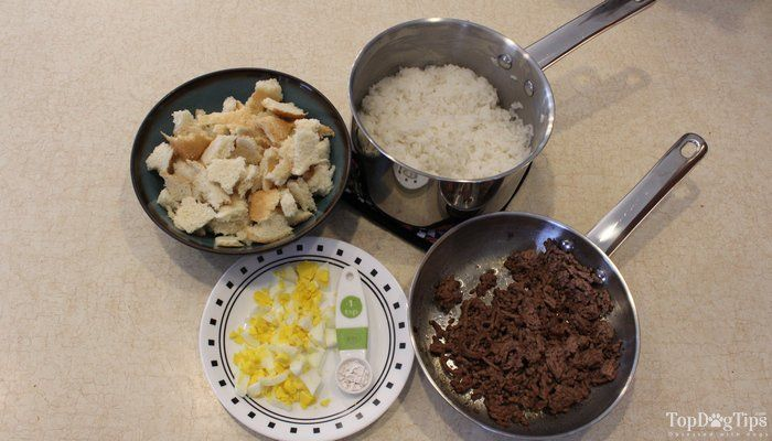 Homemade Dog Food for Kidney Failure Recipe - Top Dog Tips