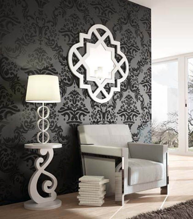 design spiegel yasmin dekoration beltran ihr online shop f r moderne spiegel mit holzrahmen. Black Bedroom Furniture Sets. Home Design Ideas