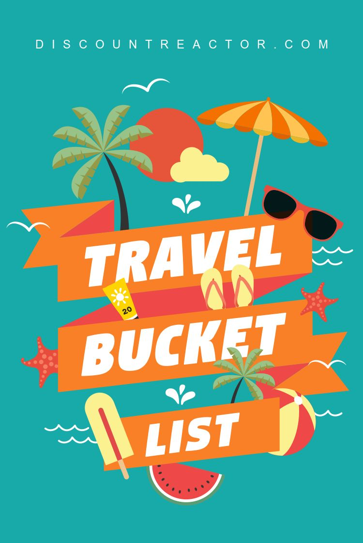 Add a few more places to your bucket list with discountreactor hotels and car rental coupon codes 2018 discountreactor fandeluxe Choice Image