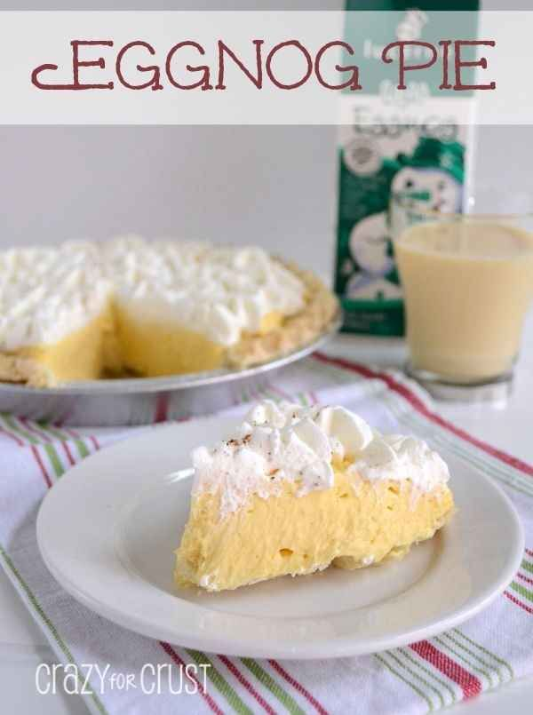 Community: 22 Sweets To Make With Eggnog This Holiday Season