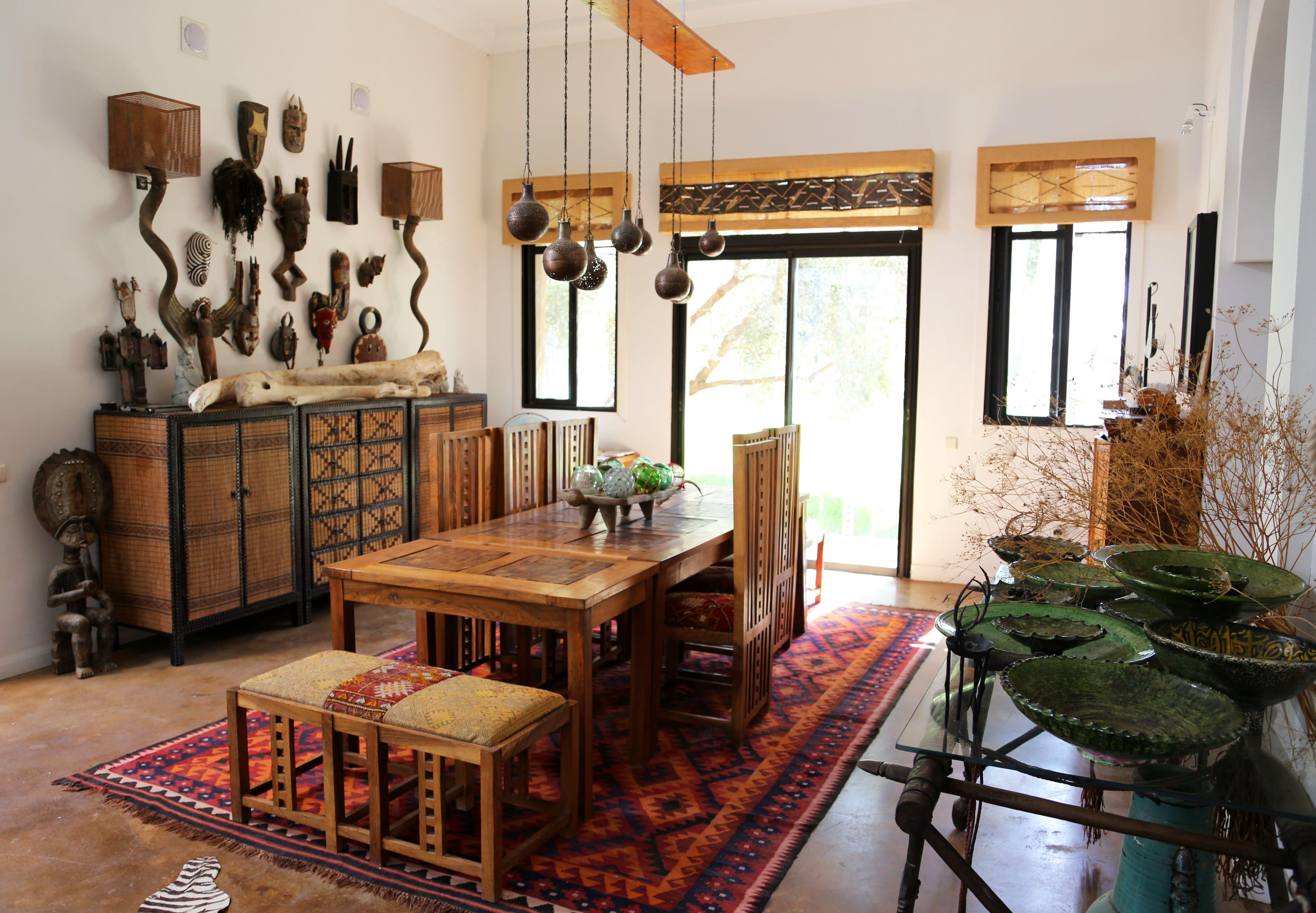 Peacock Pavilions: Marrakesh Global Design Oasis