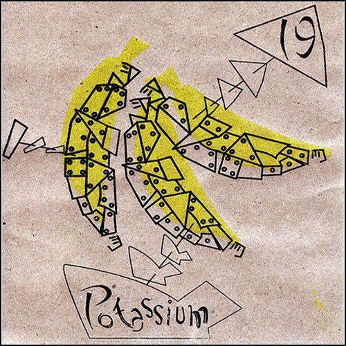 potassium by perla pequeosymbol k atomic number 19 atomic weight 390983 - Periodic Table Atomic Number 19