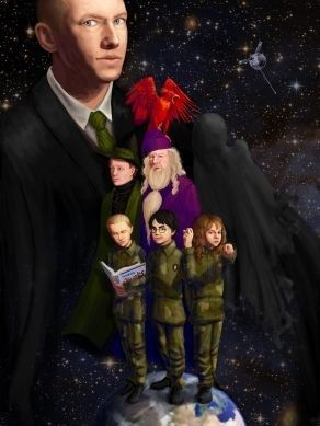 The 6 Most Famous Harry Potter Fan Written Stories Fic Harry Potter Harry Potter Fanfiction Harry Potter Pictures