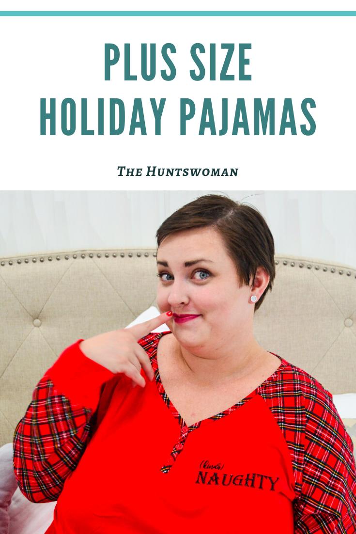 Plus Size Christmas Pajamas With Cacique Plus Size Sleepwear Sets Christmas Pajamas