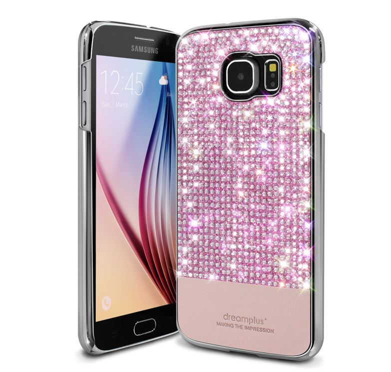 samsung s6 edge bling case