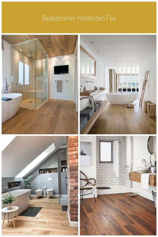 Badezimmer Holzboden Fliesen Modernes Bad 10 Design Trend