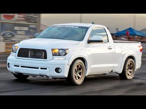 Toyota Tundra Trd Supercharged >> Supercharger Kit From Toyota Tundra 558 Horsepower