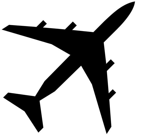 airplane clipart black and airplane 13 jpg 619 560 templates rh pinterest com airplane clipart black and white aeroplane clipart black and white png