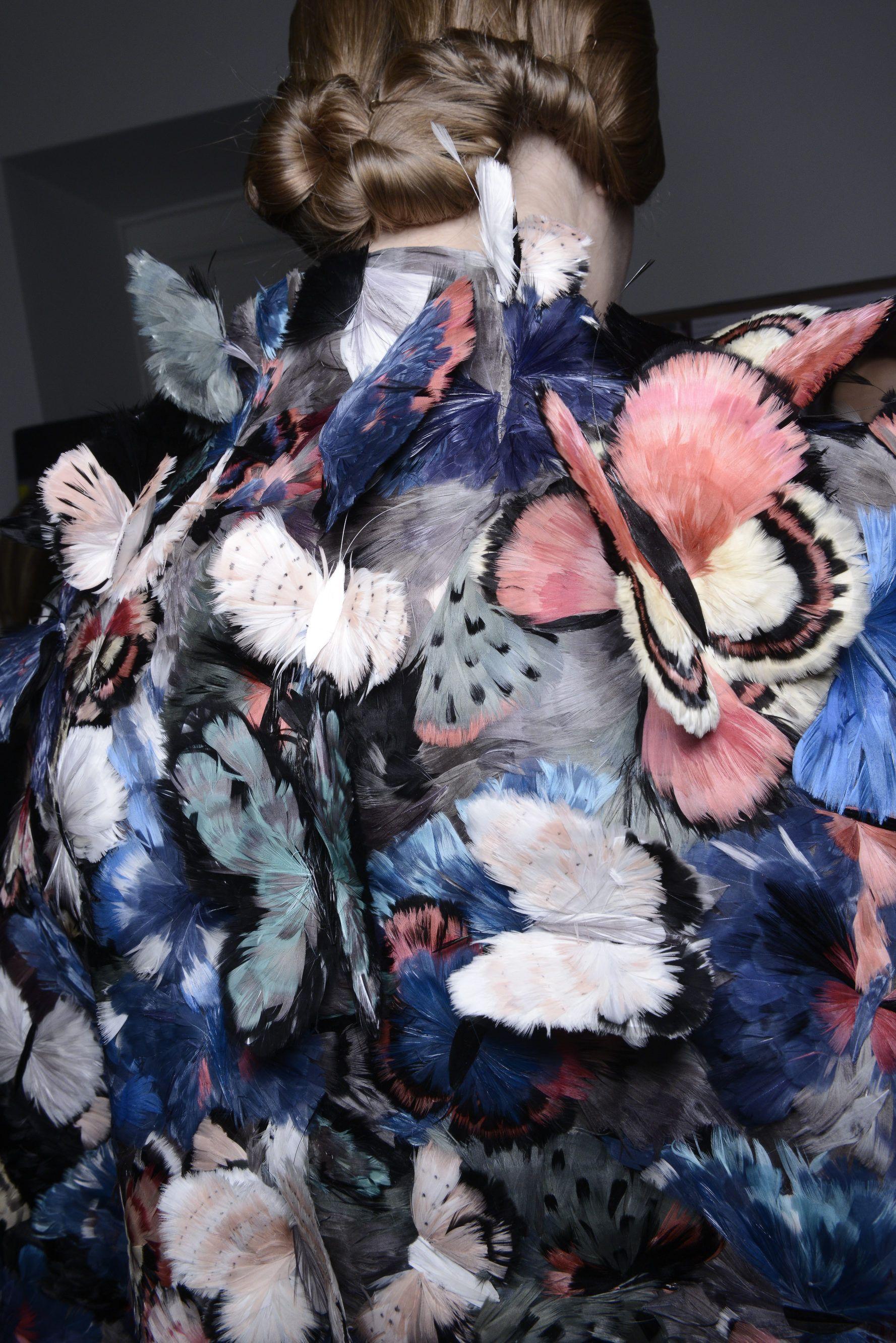 VANSTEPH // DETAILS Valentino Haute Couture Spring/Summer 2014