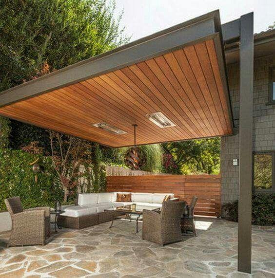 Piso para patio decoraci n exterior pinterest colour for Pisos para patios