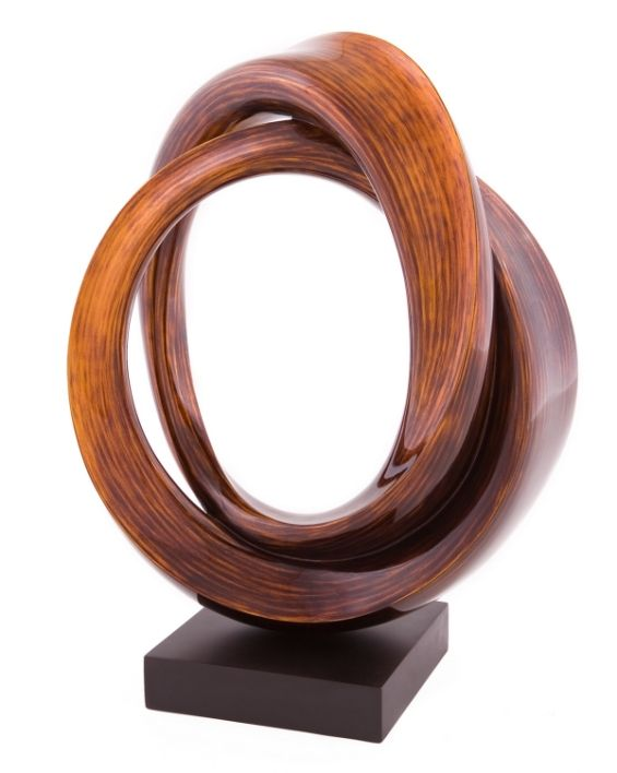 Quot cipher free form wood sculpture redwood daryl stokes
