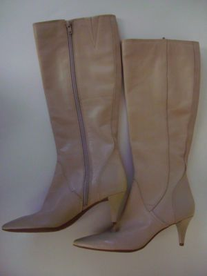 """MUSTHAVEO Women's BOOTS Knee-High. Heels are 2-1/2"""" (Inches)"""