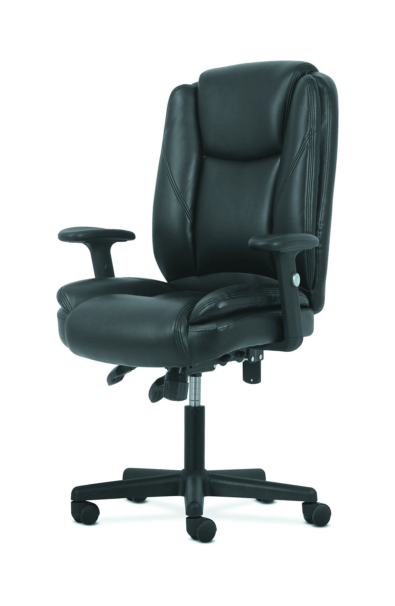 Hon sadie highback leather chair ergonomic