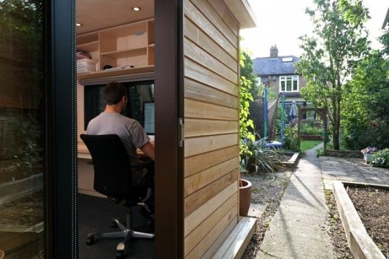 10 Private, Tranquil And Spectacular Garden Shed Offices Good Ideas
