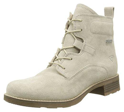 Tamaris Damen 25276 Chukka Boots, Grau (Stone 231), 37 EU