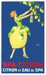 Spa Citron, c. 1925