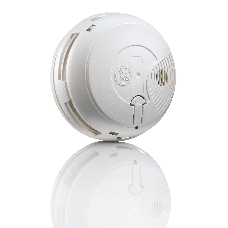 Detecteur De Fumee Connecte Somfy 2400443 En 2020 Detecteur De Fumee Detecteur Et Fumee