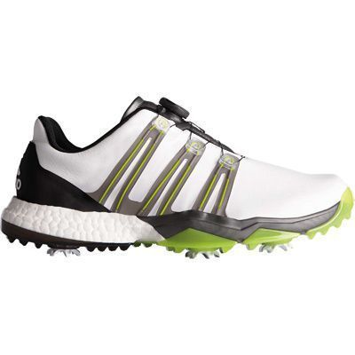 Awesome Best Golf Shoes 2017 Adidas Powerband Boa Boost Golf Shoes