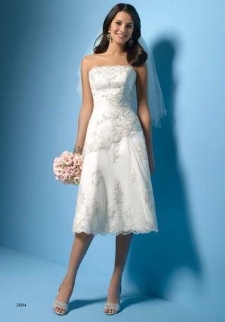 Alfred Angelo, Style: 2004 | Wedding | Pinterest | Wedding dress ...