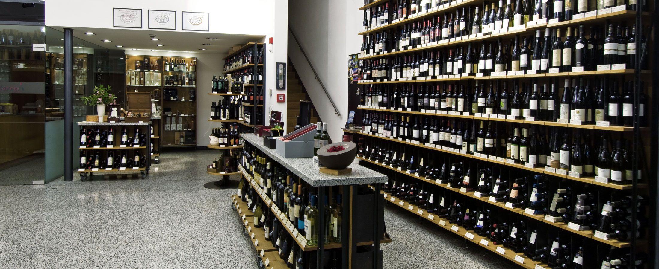 Vinothek Wein Plus