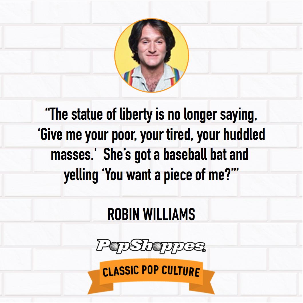 Robin Williams Classic Pop Culture Robinwilliams Legend Retro Classic Popculture Quotes Classicpopculture P Pop Culture Quotes Pop Culture Pop