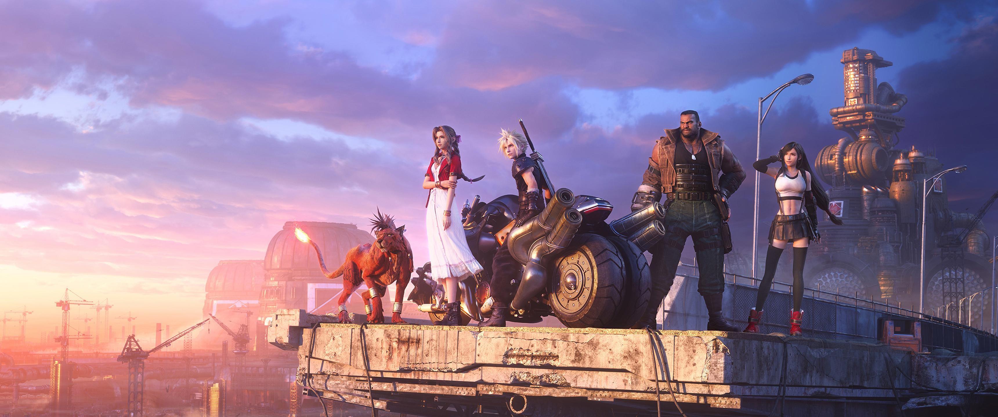 Final Fantasy Vii Remake Final Fantasy Vii Remake Final Fantasy Vii Final Fantasy