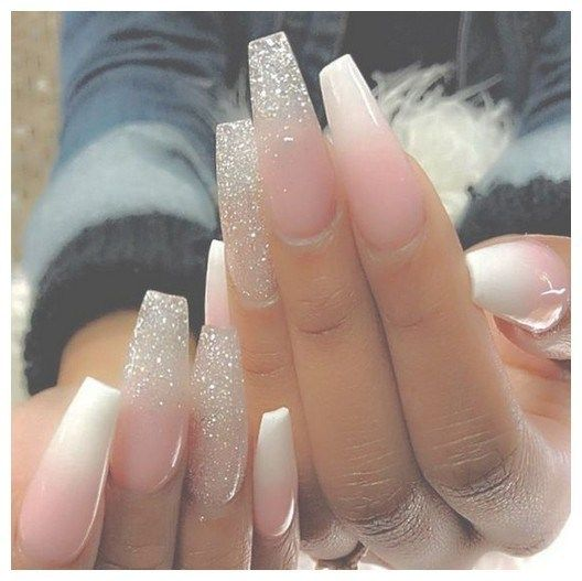 32 Super Cute Nail Art Ideas For Long Nails In 2019 00086 Armaweb07 Com Long Acrylic Nails Super Cute Nails Shiny Nails Designs