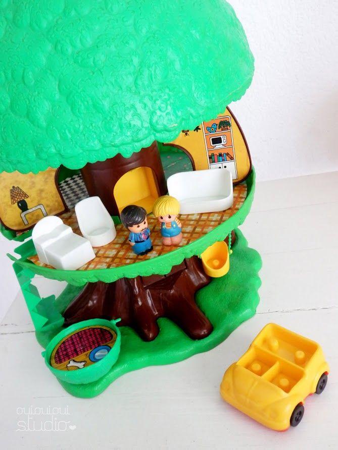 Vulli arbre magique les jolies choses pinterest for Arbre maison jouet
