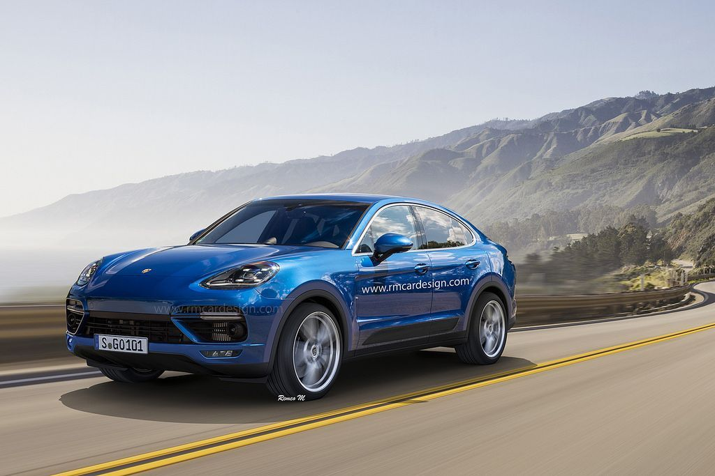 Porsche Cayenne Coupe Finally Approved For Production Report Says
