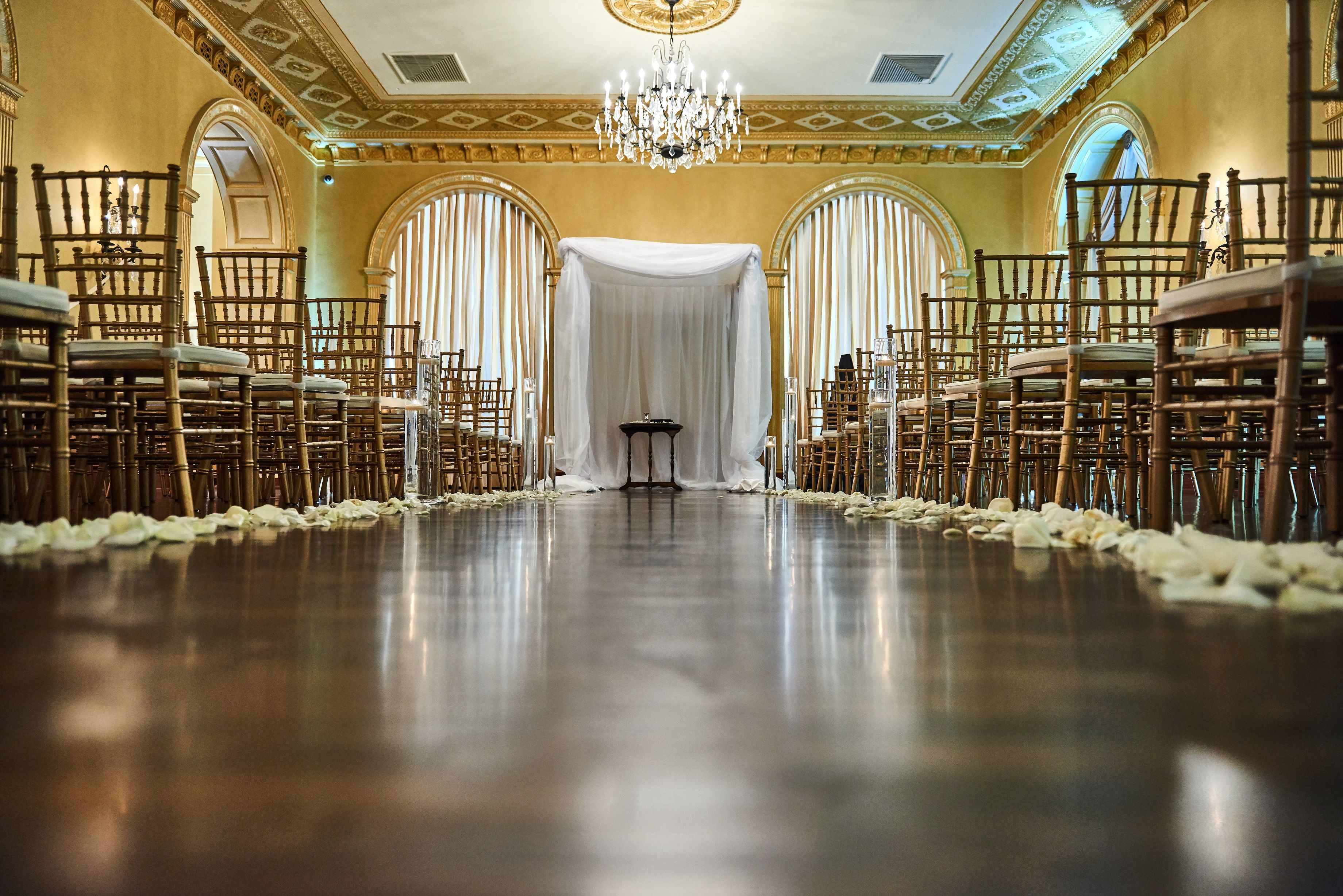 Wedding decorations black and gold  Los Angeles Event Planner specializing in weddings and events