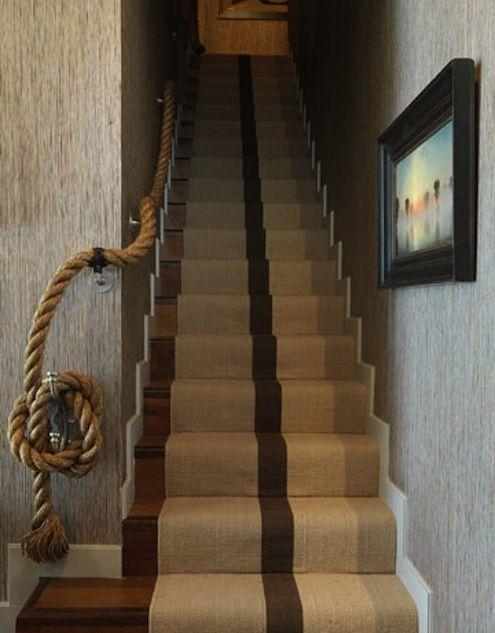 Lighting Basement Washroom Stairs: Best 25+ Stair Decor Ideas On Pinterest