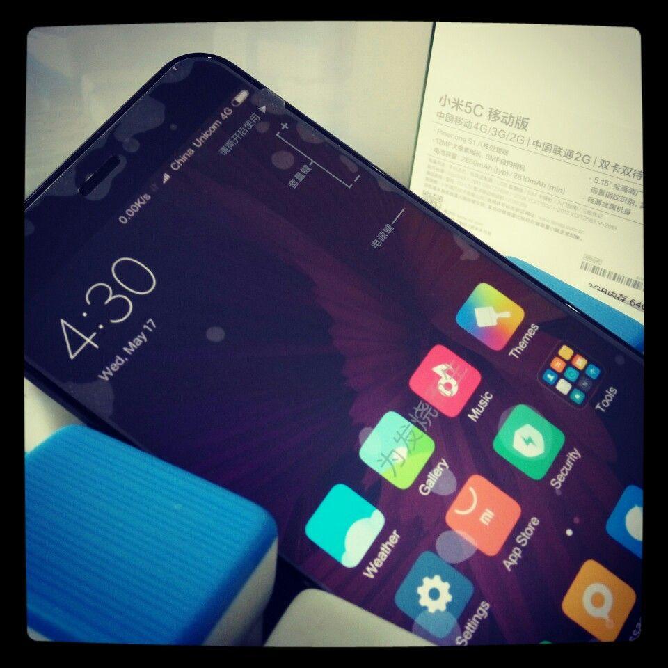 """Durch einen kleinen Trick haucht man auch beim Xiaomi Mi5c weitere Bänder ein und ermöglicht somit 4G LTE.  www.tradingshenzhen.com  #mi #mi5c #xiaomi #lte #4g #trick #mod #new #cheap #budget #pinecone #s1 #5.15"""" #小米5c #小米 #中国 #3gb #instaphone #tsz @xiaomi_global"""