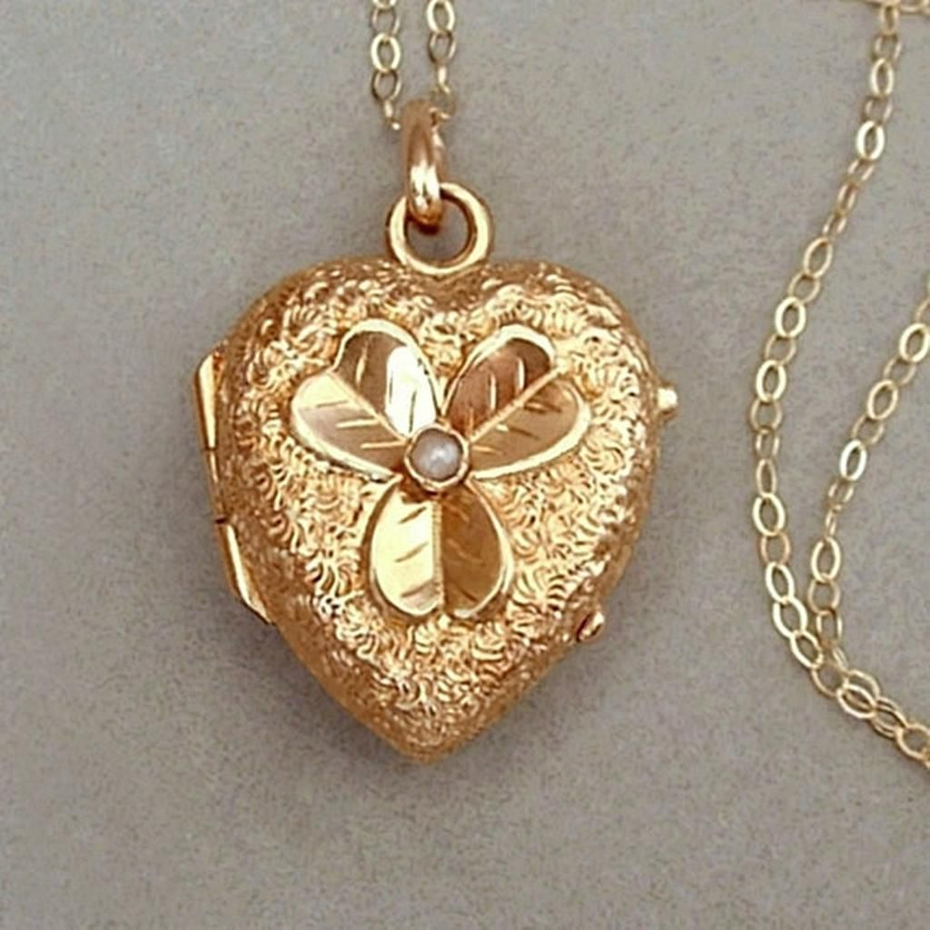 hurleyburley original heart locket golden personalised shop lockets gold necklace
