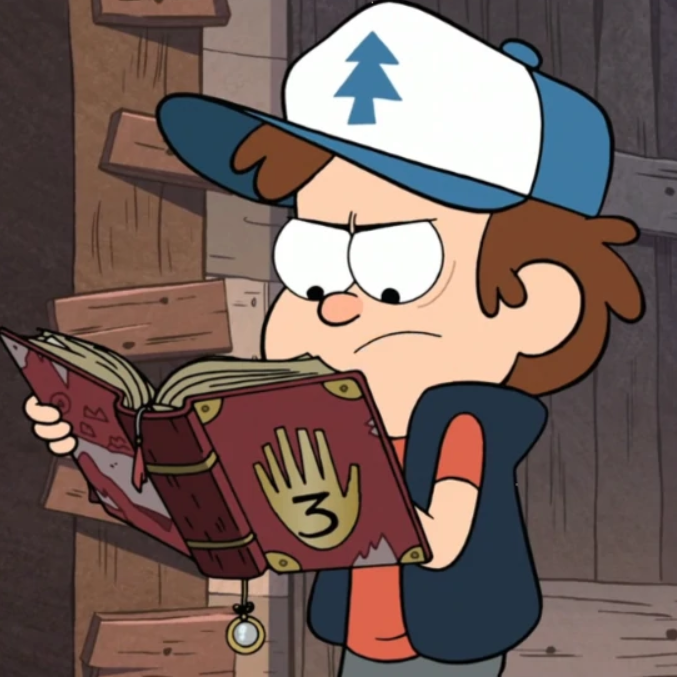 The Pines Reading From The Journals Gravity Falls Dipper Gravity Falls Art Instagram Cartoon