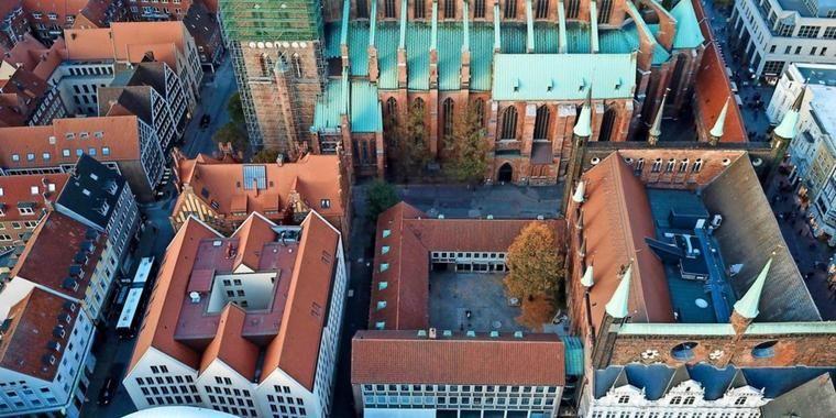 Sudostliche Altstadtinsel 75 Millionen Lubecker Altstadt Soll Schoner Werden Altstadt Sanierung Auf Dem Land