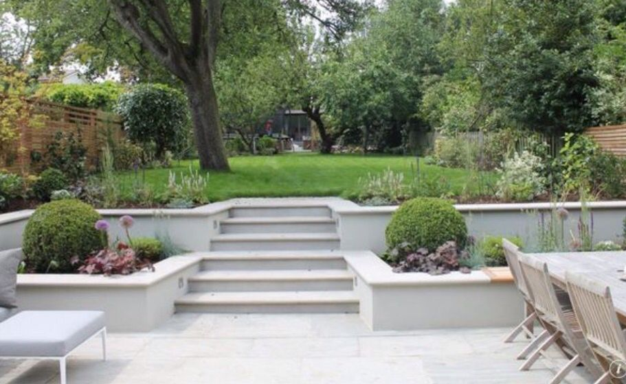 Tiered garden | Nice things | Pinterest | Tiered garden, Gardens and ...