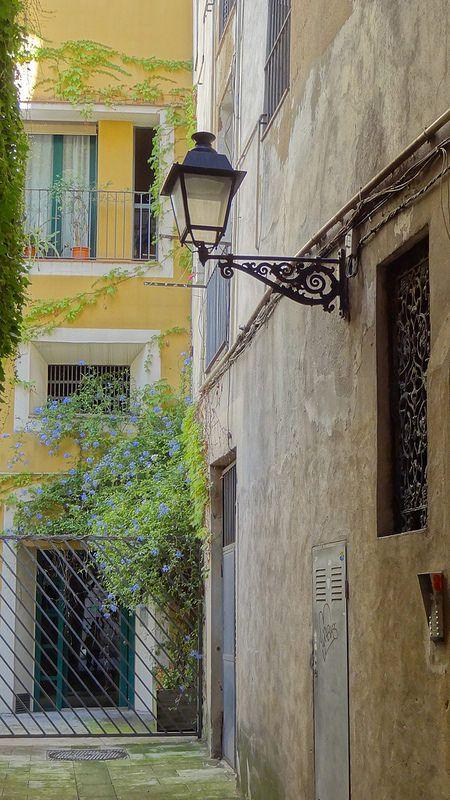 Carrer del Pou de l'Estanc, Barcelona