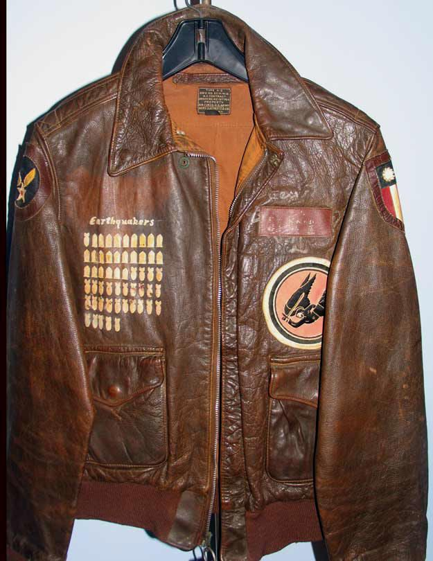 caab23c36 Image detail for -Leather Flight Jackets – USAF Bomber Jackets in ...