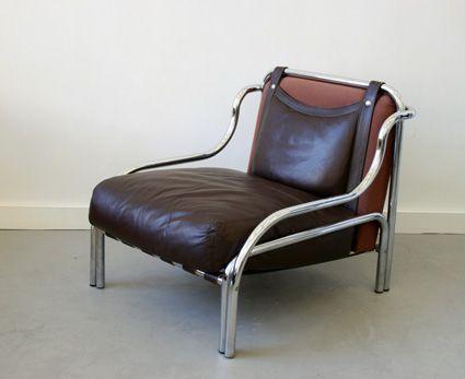 Stringa Chair By Gae Aulenti For Poltronova 1964 What