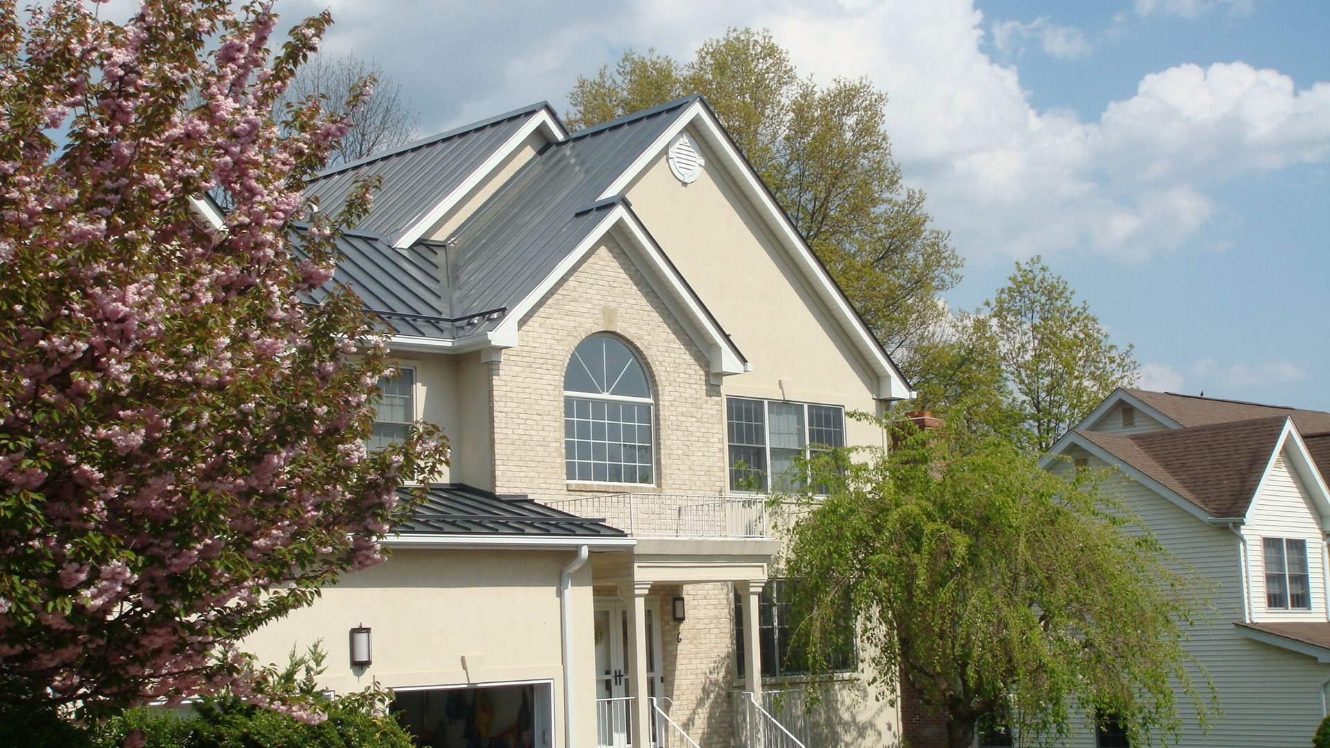 Best Drexel Metals Charcoal Gray Metal Roof With Images 640 x 480