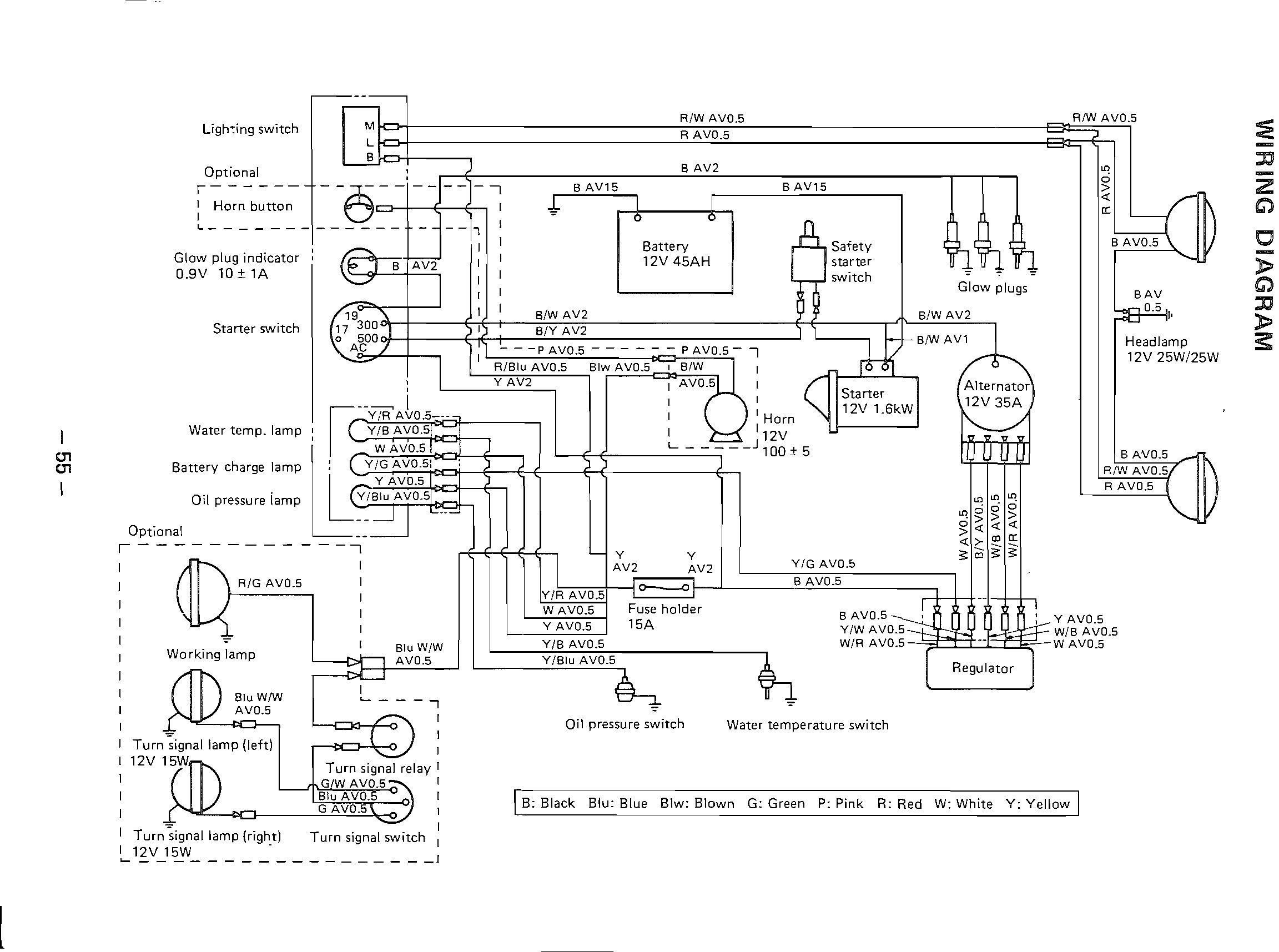 New Mf 135 Wiring Diagram In