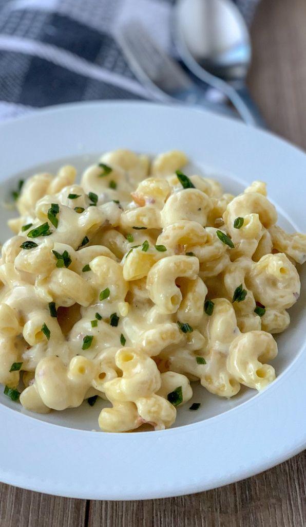 Photo of One Pot Mac and Cheese – SaltSugarLove
