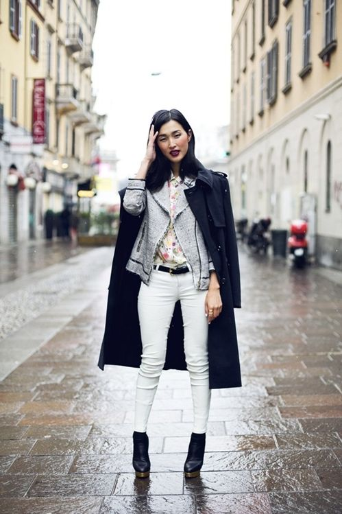 9df8d6b8578 white jeans for winter - Google Search