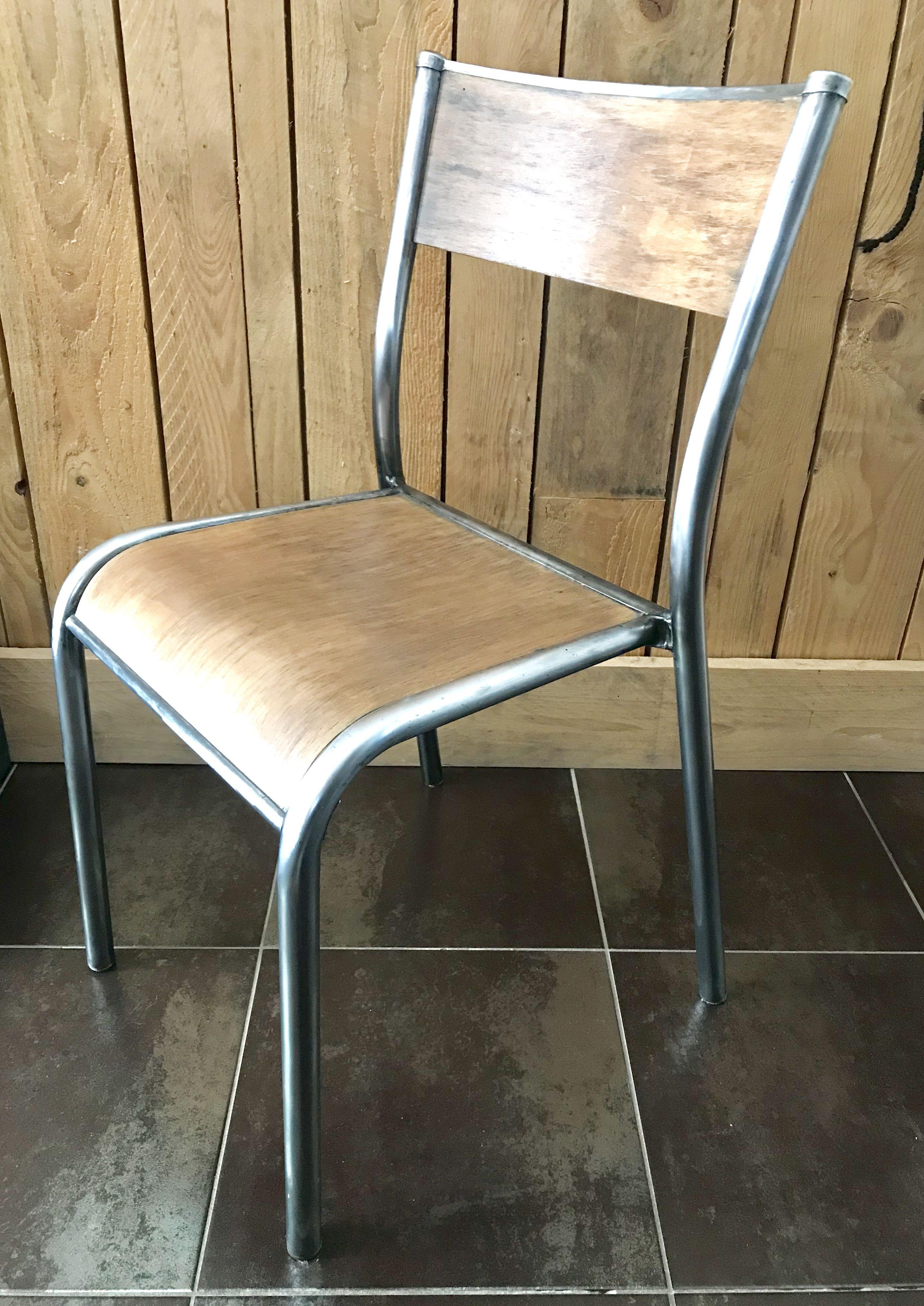 Chaise D École Mullca chaise mullca | chaise, salon