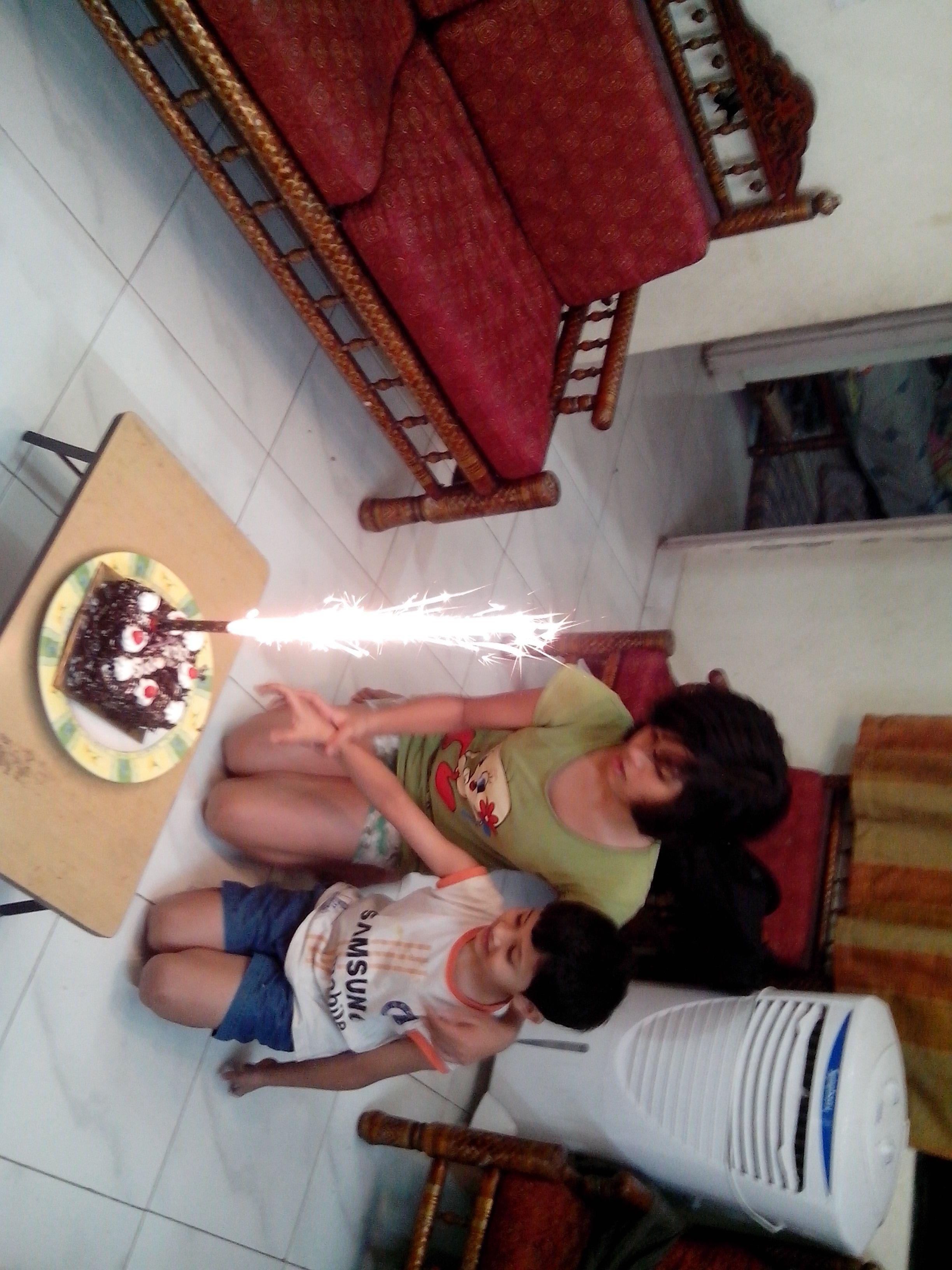 Swayan's 7th Birthday