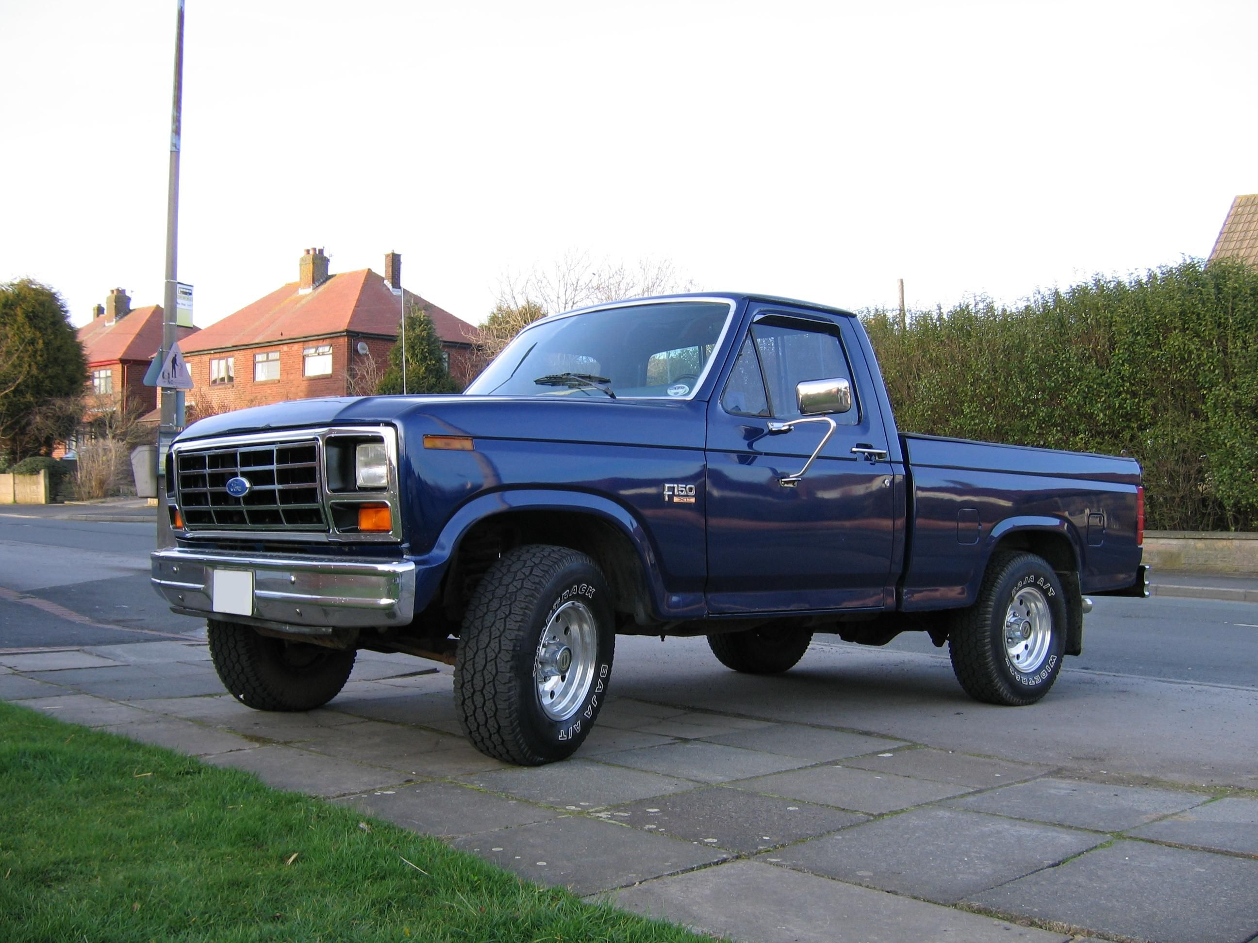 1986 FORD F-150… XLT… LARIAT. I love this truck. | My rides ...
