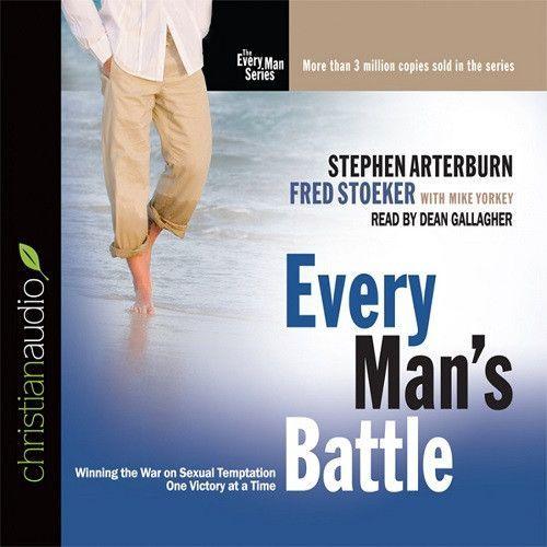Every Man's Battle by Stephen Arterburn CD