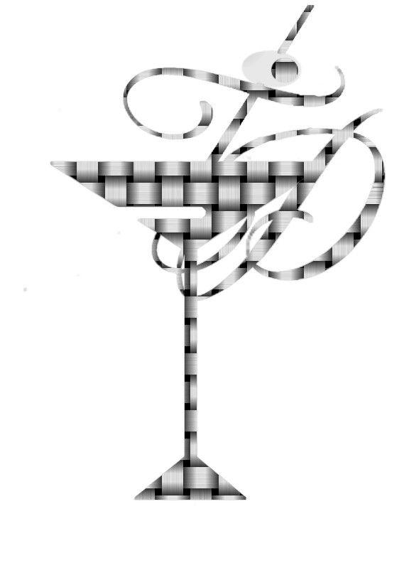 bartending resume logo