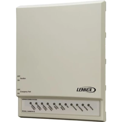 Lennox X9953 Harmony Iii Zone Control System In 2020 Digital Thermostat Thermostat Setting Hvac System
