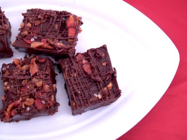Bacon Fudge @ SomethingLikeSusie.com